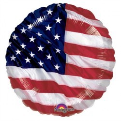 Send en ballon USA med helium